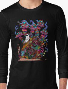 Snail Ride II Long Sleeve T-Shirt