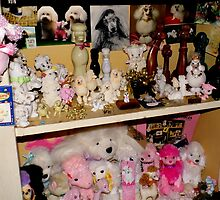 My Post War  Poodle  Collection by WildestArt