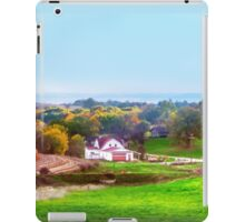 Valley View iPad Case/Skin