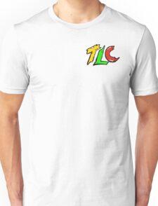 TLC Logo Vintage T-shirt Unisex T-Shirt