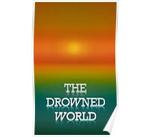 The Drowned World Poster