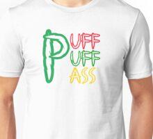 Puff Puff Pass (Weed, Cannabis, Marijuana) Unisex T-Shirt