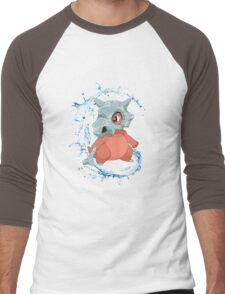 Cubone Water Men's Baseball ¾ T-Shirt