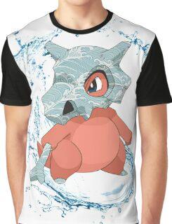 Cubone Water Graphic T-Shirt