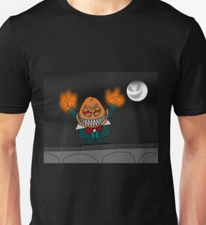 Evil Humpty Dumpty Unisex T-Shirt
