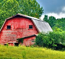 Historic Barn by Savannah Gibbs