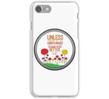 Unless  iPhone Case/Skin