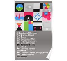 The Terminal Beach Poster