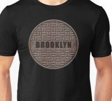 NYC Manhole Lid: Brooklyn Unisex T-Shirt