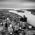 Rivière du Détroit by Jon  DeBoer