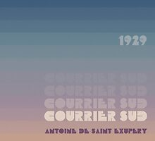 Courrier Sud by Greg Stedman