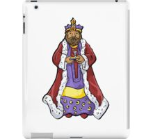 King for the Day iPad Case/Skin