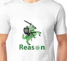 Reason can save the day Unisex T-Shirt