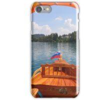 Lake Bled, Slovenia iPhone Case/Skin