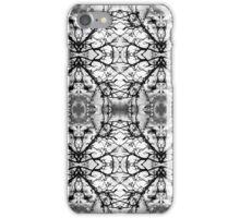 Mirrored Magnolia iPhone Case/Skin
