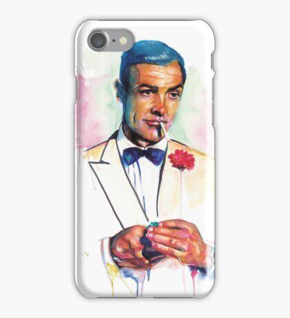 James Bond: A Splatter Geek Original iPhone Case/Skin