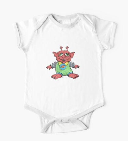 Melvin Martian the Eldest Son One Piece - Short Sleeve