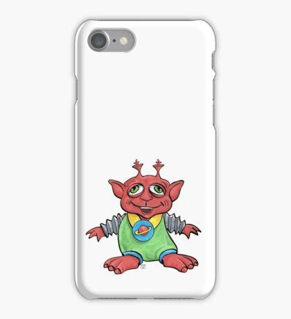 Melvin Martian the Eldest Son iPhone Case/Skin