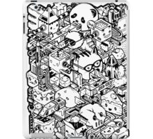 Welcome to Isometric City! iPad Case/Skin