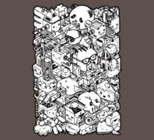 Welcome to Isometric City! Kids Clothes