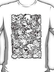 Welcome to Isometric City! T-Shirt