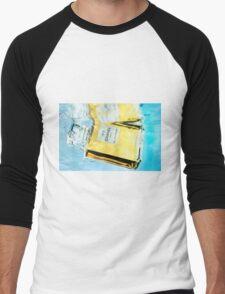 Underwater Chanel Men's Baseball ¾ T-Shirt