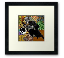 Louis Armstrong (Satchmo) Print Framed Print