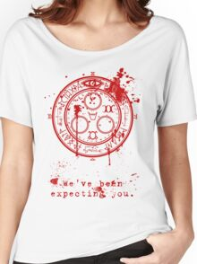 Halo of the Sun - We've been expecting you. Women's Relaxed Fit T-Shirt