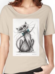 Henry cat Women's Relaxed Fit T-Shirt
