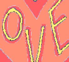 You Are Loved-Multi Sticker