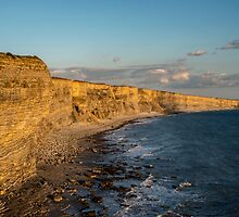 Glamorgan Heritage Coast Summer Evening by Nick Jenkins