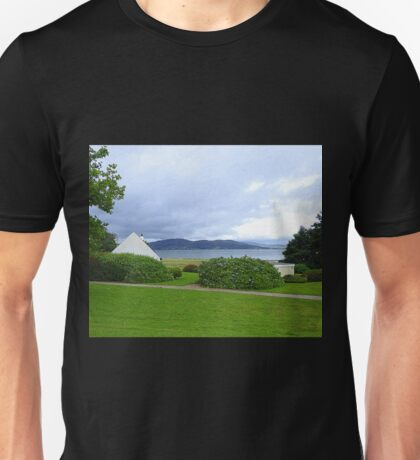 The White Gable Unisex T-Shirt