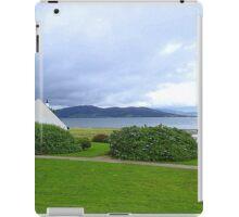 The White Gable iPad Case/Skin