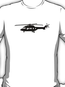 Helicopter pilot T-Shirt