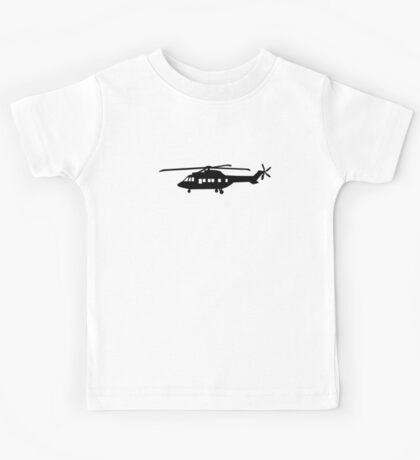 Helicopter pilot Kids Tee