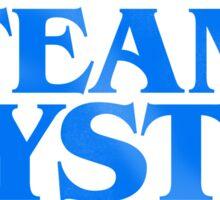 Team Mystic - Pokemon Go Stranger Things Sticker