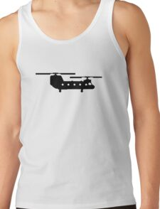 Army helicopter Tank Top