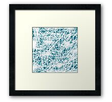 Abstract 285 Framed Print