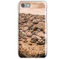 Inis Mor (Inishmore) Landscape Aran Islands Ireland iPhone Case/Skin
