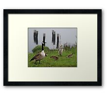 Spread Your Wings, Child Framed Print