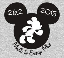Run Disney Mickey ~ Magic in Every Mile by sweetsisters