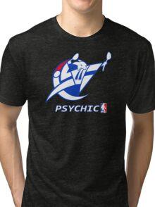 NPA Series - PSYCHIC TYPE Tri-blend T-Shirt