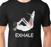 EXHALE TRENDING T-SHIRT Unisex T-Shirt
