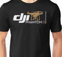 DJI Phantom  3 Professional Pilot UAV Drone  Unisex T-Shirt