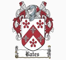 Bates Coat of Arms (Irish) Kids Clothes
