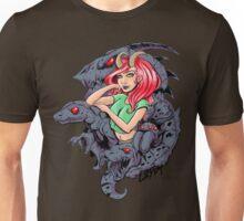 Lizard Queen Demon Girl Unisex T-Shirt