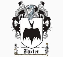 Baxter Coat of Arms (Irish) by coatsofarms