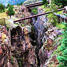 Rock Wall by Lani Chipman