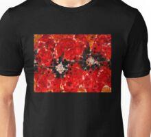 Modern Red Poppies - Sharon Cummings Unisex T-Shirt