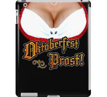 Funny Oktoberfest Fraulein iPad Case/Skin